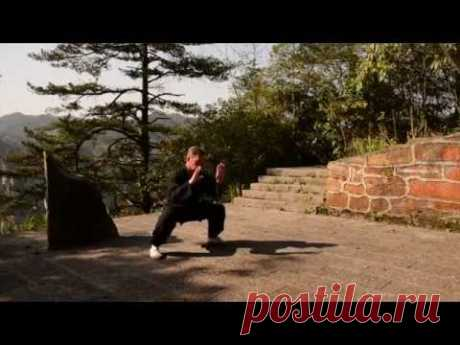 Упражнение «Практика цигун. Очищаем Печень» / Цигун Для зрения