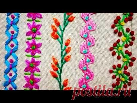 219-Modified basic stitches(Hindi/Urdu) - YouTube