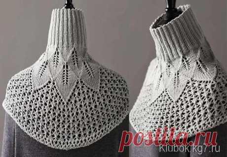 La bufanda-cuello «Johanna»   el Pelotón