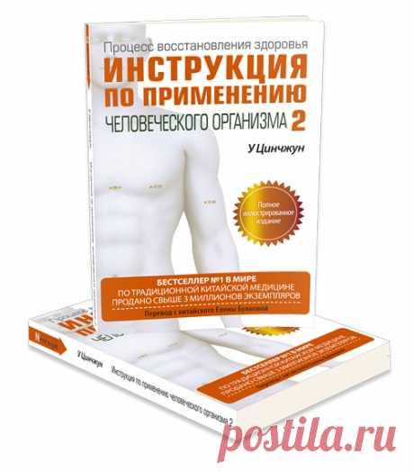Книга «Инструкция по применению человеческого организма 2. Процесс восстановления здоровья» | Академия Издательства Неоглори