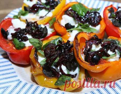 Перец из Пьемонта | Официальный сайт кулинарных рецептов Юлии Высоцкой