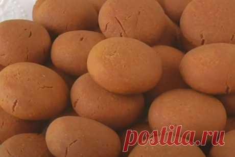 Очень рассыпчатое турецкое шоколадное печенье