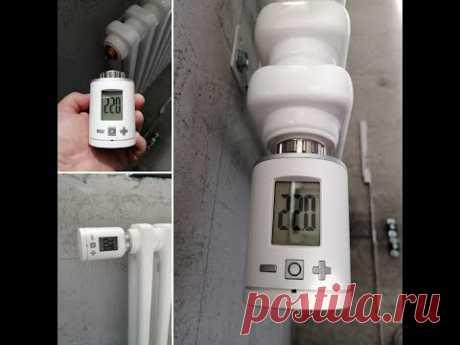 Монтаж надежной системы отопления в квартире.