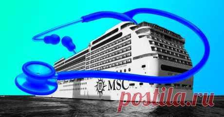🔥 4 факта о самом защищенном от коронавируса месте – круизном лайнере Magnifica Купили билет на Ноев ковчег.