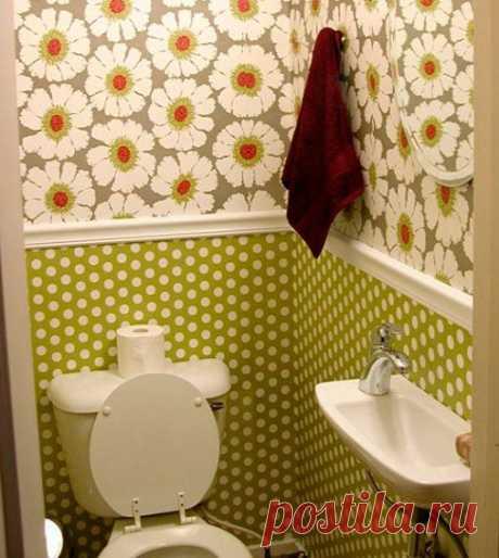 Дизайн туалета маленьких размеров: как создать красоту, уют и комфорт на маленькой площади