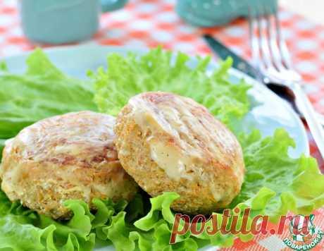Котлеты куриные со сметаной – кулинарный рецепт
