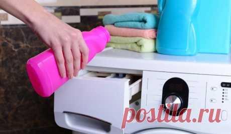 Как очистить лоток для порошка и кондиционера в стиральной машине / Домоседы