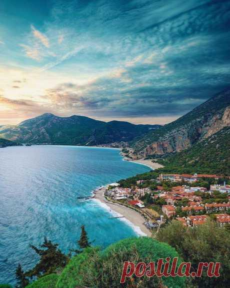 Олюдениз, Турция.