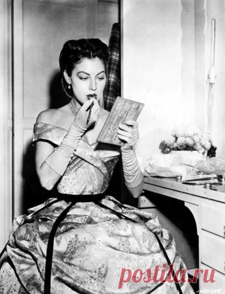 The special edition: Ava Gardner: humus — ЖЖ