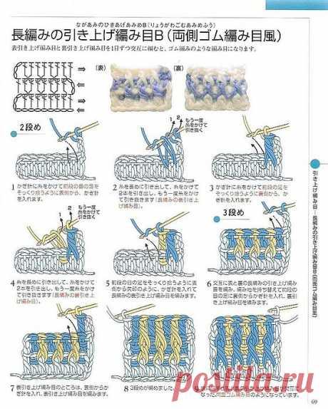 Crochet Basic. Пособие по вязанию крючком... очень подробно....