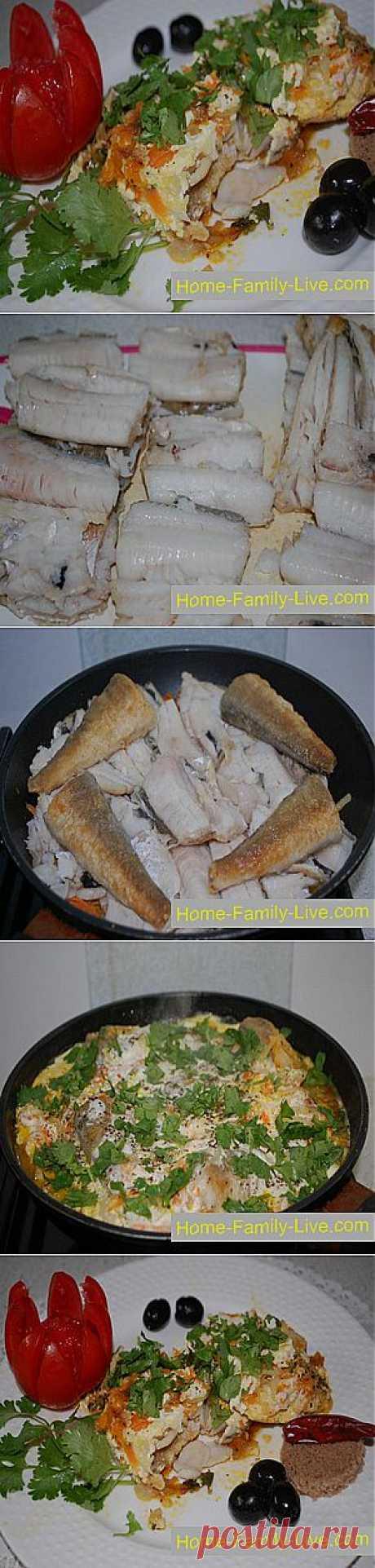 Кулинарные рецепты Рыба в молочном соусе » Кулинарные рецепты