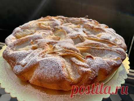 Самый любимый торт в Италии 🤩 Бабушкин рецепт Ем и плачу от радости ... !!!