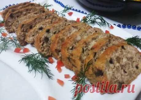 (12) Куриный хлебец - пошаговый рецепт с фото. Автор рецепта Ирина 🌱🌳 . - Cookpad