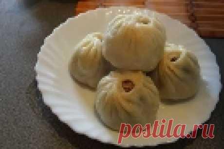 Буузы - пошаговый рецепт с фото на Повар.ру