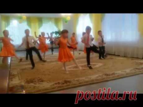 Ретро танец - Хореографический ансамбль Вдохновение