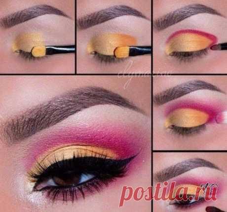 10 уроков макияжа для карих глаз