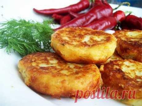 Картофельные котлеты: просто и очень аппетитно! / Простые рецепты