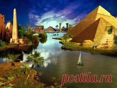 10 интересных фактов, связанных с историей Древнего Египта | На всякий случай