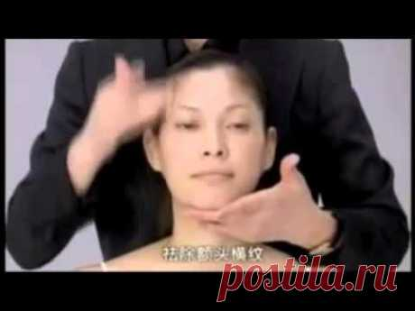 Омолаживающий лимфодренажный массаж лица Zogan, или Асахи – уроки Юкуко Танака на видео