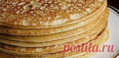 Тесто для блинов – разнообразные варианты приготовления  Считается, что выпекание блинов — настоящее искусство. Ведь нужно знать точное количество тесто, которое требуется вылить на сковороду, чтобы получить тонкий блин, вовремя мастерски его перевернуть. И таким образом получить ароматную горку превосходных блинов.  На самом деле особых сложностей в приготовлении этого блюда нет. Итак, выбираем рецепт, готовим тесто, выпекаем блины, придерживаясь рекомендаций, — и у нас в...
