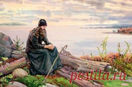 Las respuestas sabias del monje de Simeona de Athos. | la salud de la persona
