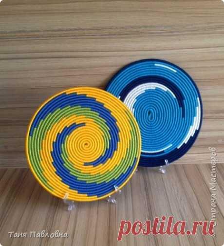 Псевдоафриканские тарелки | Страна Мастеров