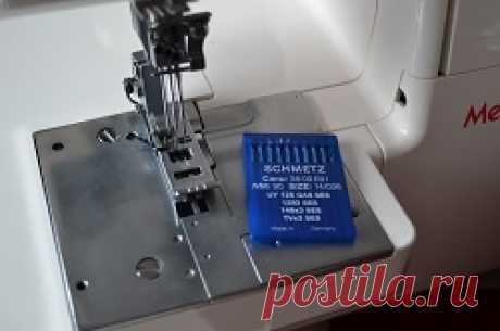 Нитки швейные | Какие нитки использовать для швейных машин