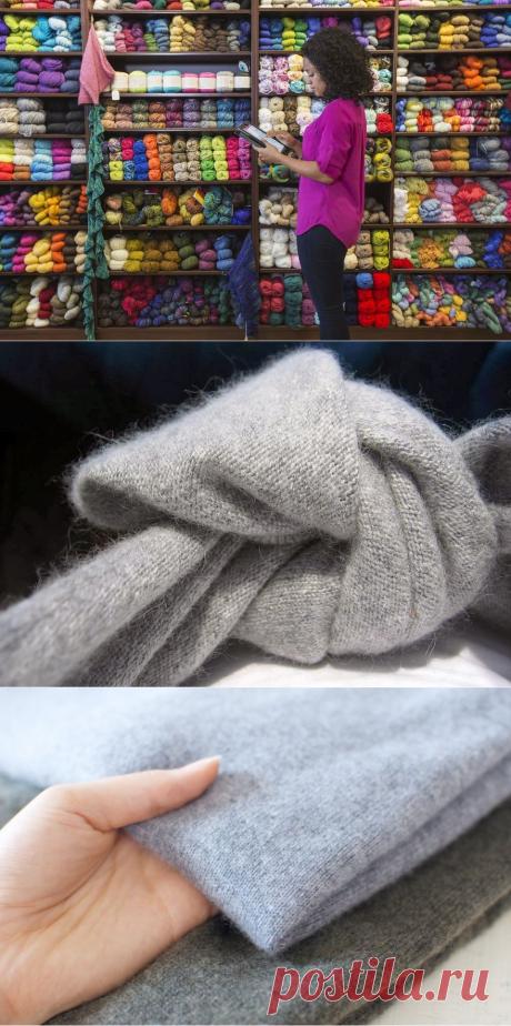 Из чего мы вяжем: классификация и свойства пряжи - Ярмарка Мастеров - ручная работа, handmade
