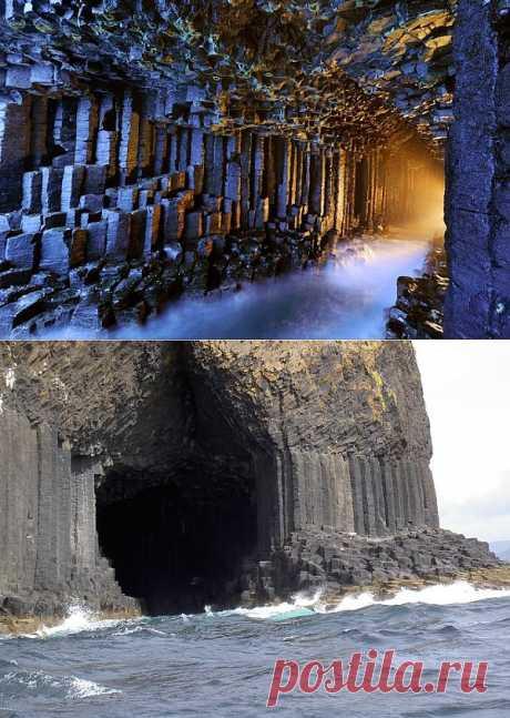 Хочу путешествовать: Поющая Фингалова пещера