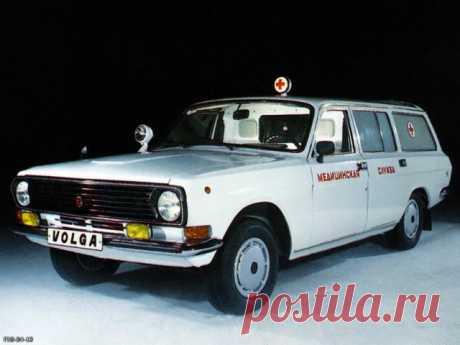 ГАЗ-23. «Волга» по прозвищу «догонялка» - ЯПлакалъ