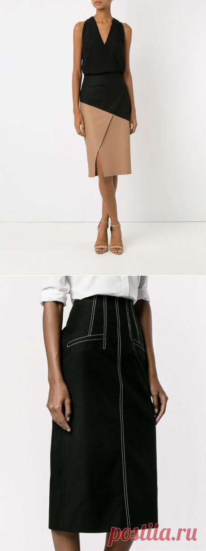 Какую юбку сшить чтобы похудеть (трафик) / Вещь / ВТОРАЯ УЛИЦА