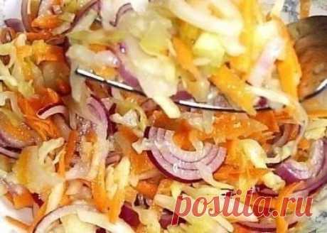 Как приготовить вкусная капустка за сутки - рецепт, ингредиенты и фотографии