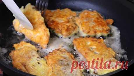 Идеальный рецепт вкусной рыбы! Быстро,вкусно и просто 👍