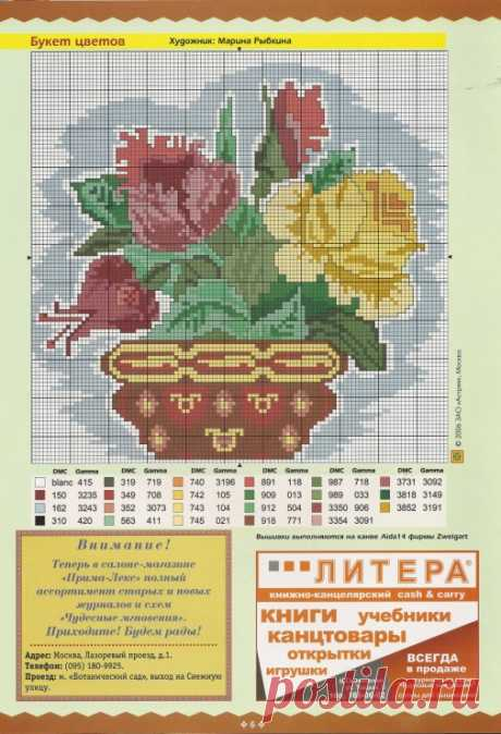 (10) Gallery.ru / Фото #2 - ЧМ ручная вышивка 2006 09 - Chispitas
