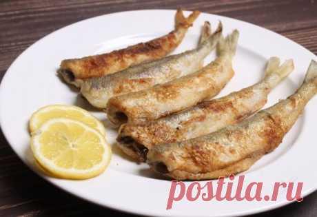 Петербургский рецепт: корюшка жаренная | Фермерские продукты | Яндекс Дзен