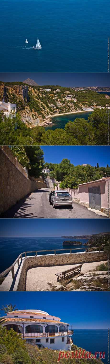 foto_trip: Кабо де Ла Нао - рай для дайверов и нудистов