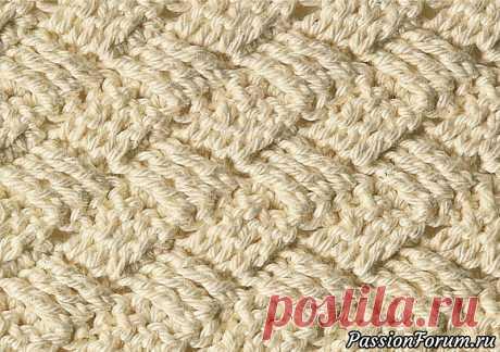 Wattled pattern hook