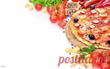 Книжка о вкусном: Пицца с соблазнительными начинками - Зимой и летом - РЕЦЕПТИКИ - Каталог статей - ЛИНИИ ЖИЗНИ
