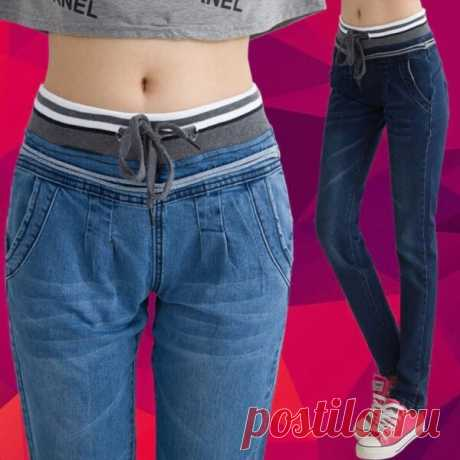 Как расшить брюки и джинсы: 10 способов увеличить размер