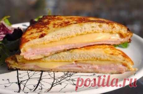 Сэндвич Монте-Кристо / Удивительное искусство