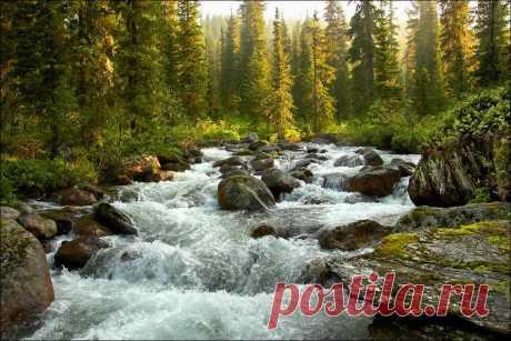 Сибирские пейзажи - ТАЙНЫ ВСЕЛЕННОЙ - медиаплатформа МирТесен