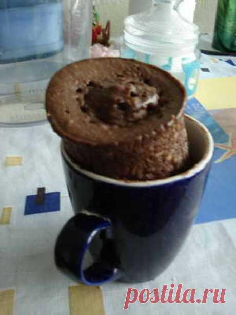 Самый быстрый и вкусный рецепт шоколадного торта