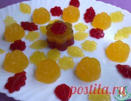Домашний мармелад на агар-агаре – кулинарный рецепт