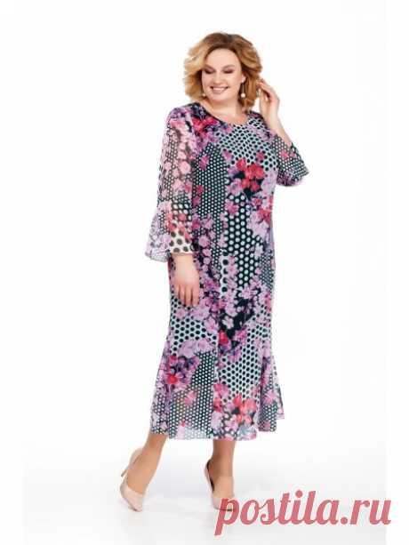 Платье Pretty арт: 646987 купить в интернет-магазине belpodium.ru за 5246 руб. — с доставкой по Москве и России