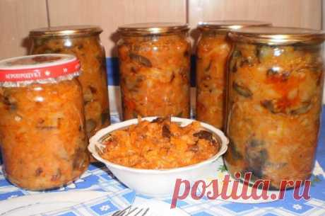 Консервирование солянки: рецепт на зиму с капустой, грибами