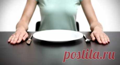 Почему нельзя голодать для похудения Вдруг человек решает, что он толстый и ему срочно нужно похудеть. И со следующего дня начинает изо всех сил питаться чисто листочками рук..