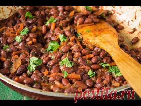ГРУЗИНСКАЯ КУХНЯ Как приготовить грузинское блюдо ЛОБИО: