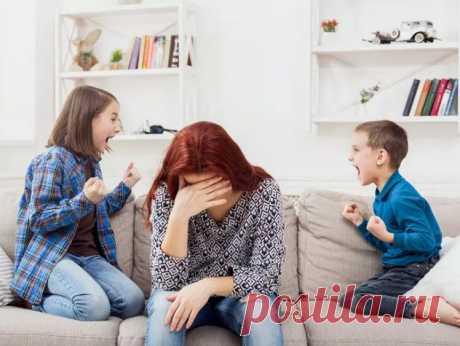 4 способа справиться с трудным поведением детей / Малютка