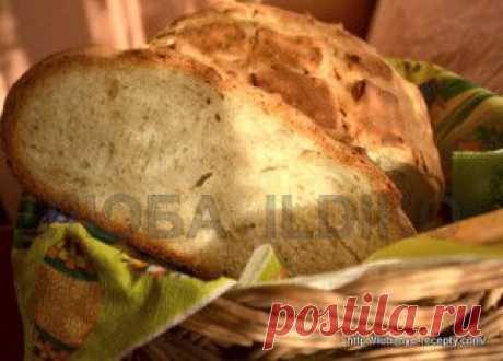 Хлеб постный | 4vkusa.ru