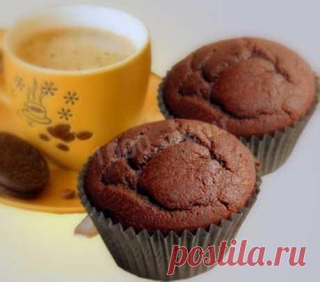 Постный шоколадный кекс без яиц рецепт с фото пошагово - 1000.menu